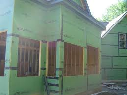 Building a house addition