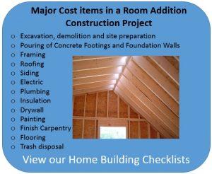 Room Addition Cost Estimates - HomeAdditionPlus.com