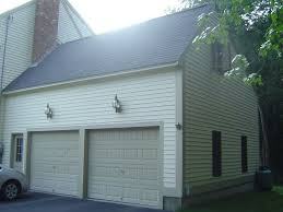 Build a garage addition onto house