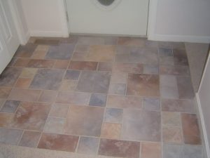 Ceramic tile flooring is a great flooring choice