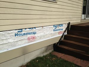 More on the masonite clapboard house siding repair.