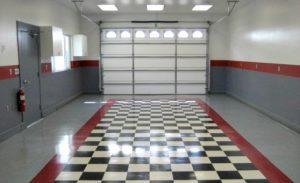 Garage Vinyl Floor Matting