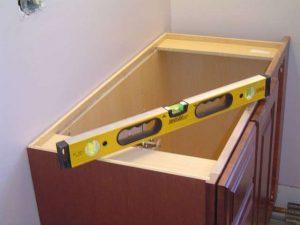 Bathroom renovation ideas such as replacing old bathroom vanity.