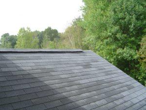 A ridge vent is critical for proper attic ventilation.