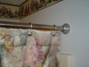How To Put Up A Shower Rod.How To Install An Adjustable Shower Rod Homeadditionplus Com