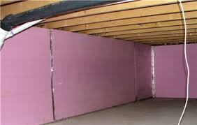 How to insulate a crawl space.
