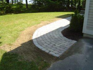 How to repair a brick paver walkway.