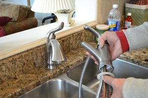 Replace a Kitchen Sink Faucet