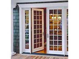 What to look for when buying a patio door.