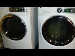 Installing washer and dryer
