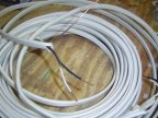 Romex electric wiring cable