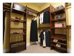 Installing Wooden Shelves in Your Closet