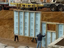 Modular Foundation Wall Systems
