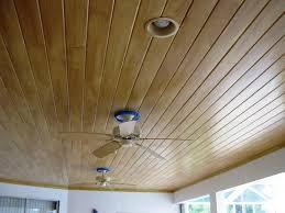 Installing Wood Ceiling Panels