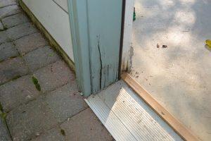 Door Rot Frame