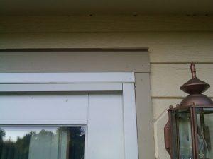 How to Install Exterior Trim around a Sliding Door