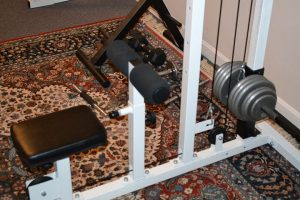Lat Machine for Home Gym