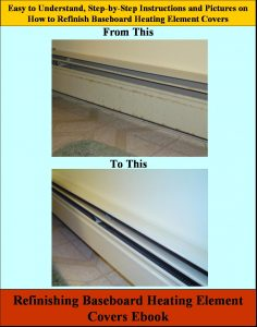 Restoring Steel Baseboard Heating Element Covers EBook
