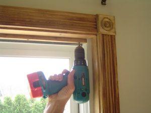 Remove glass sliding door