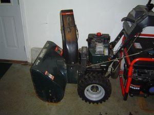 Snowblower maintenance and repair tips.