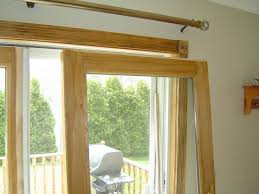 How to adjust a sliding glass door.