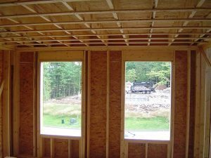 How to frame window openings
