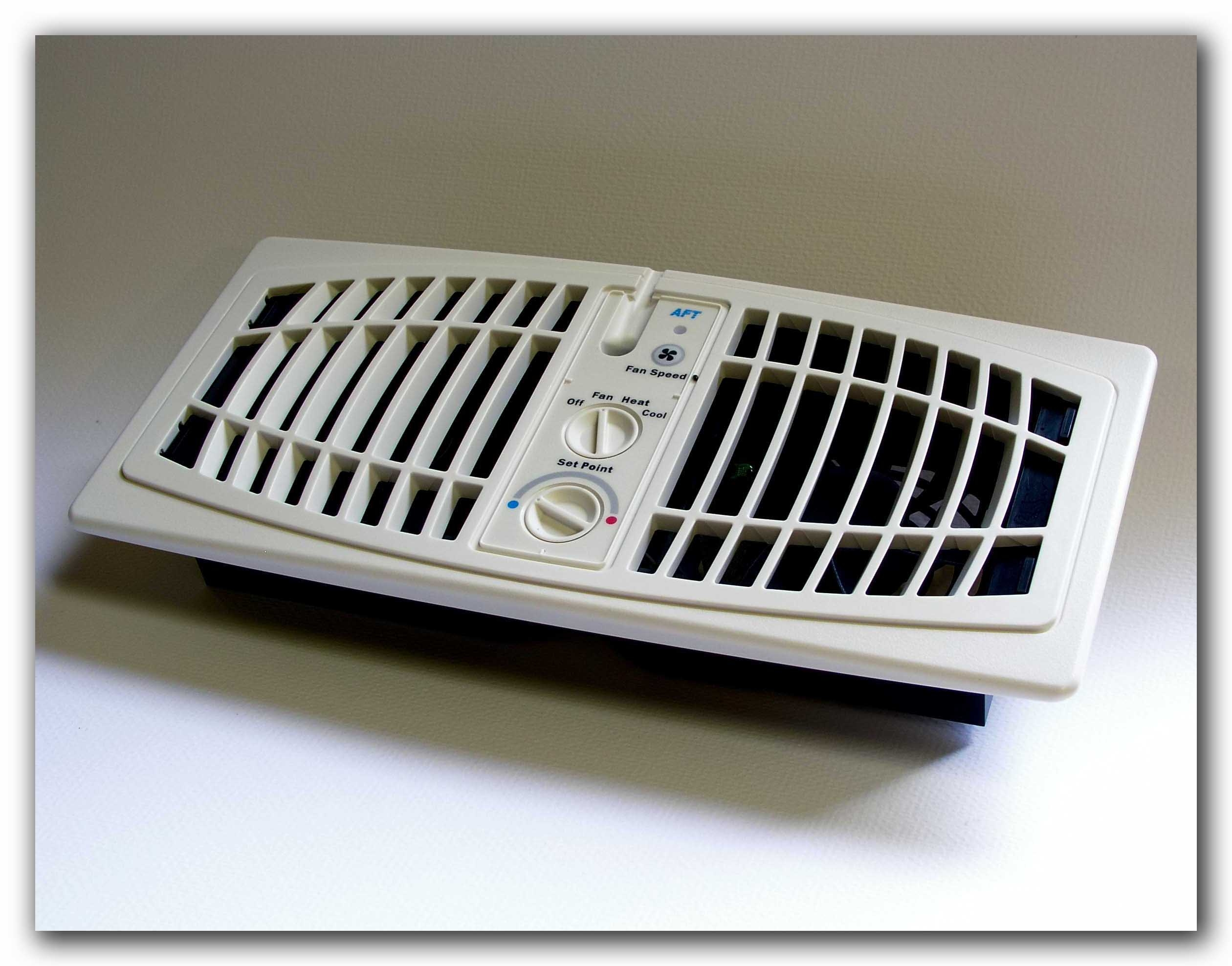 Home Air: Home Air Conditioning Vent Temperature #15130F