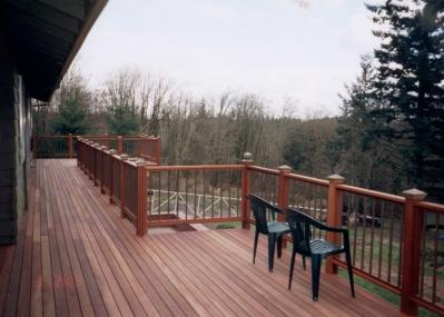 Building Deck Additions and Deck Maintenance