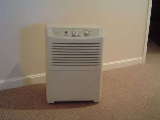 Preventing Basement Dehumidifier Freeze up