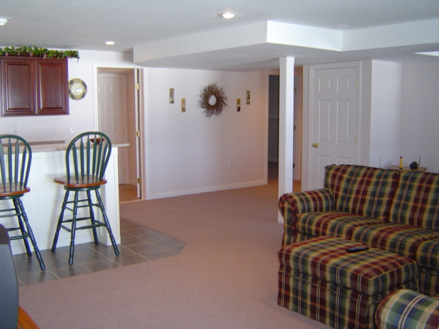Finished Basement is another popular home remodeling idea.