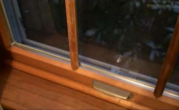 Install foam window weatherstripping on window sash to eliminate cold drafts.