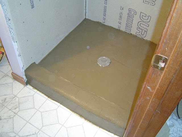 Installing Cement Backer Board