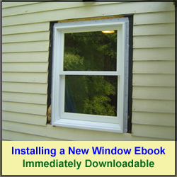 Install a New Window Ebook