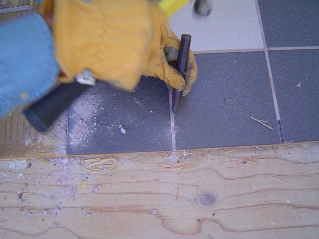 Tile Removal JUSTJUNK Ceramic Tile Removal