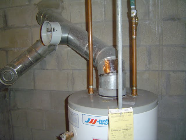 Water Heater: Water Heater Leaking From Bottom