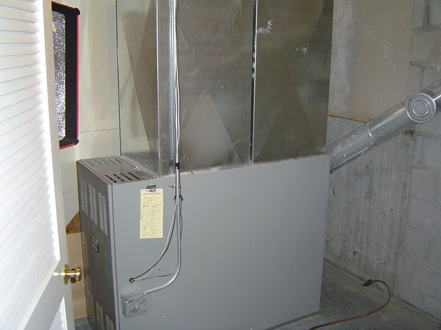 Hot Air Heating Vs Hot Water Heating Systems