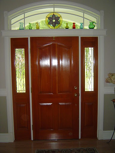 Transom window types transom window benefits for Front door with transom above